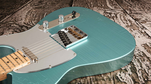 Iconic Guitars Vintage Modern T Ice Blue #0192 - Rebellion Distribution