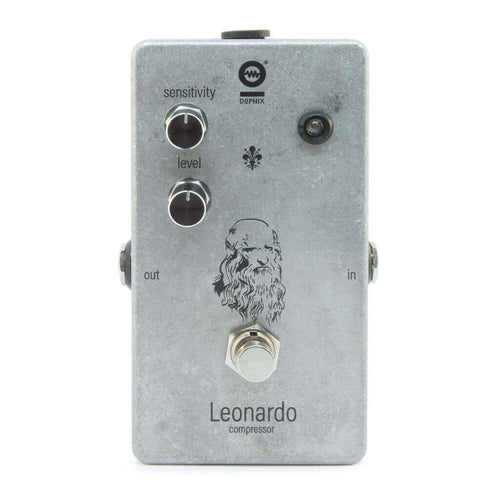 Dophix Leonardo Compressor - Rebellion Guitar Co.