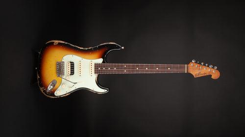 Choppa S 3 Tone Sunburst - Rebellion Distribution