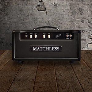 Matchless Amplifiers 30/15R Head - Rebellion Distribution