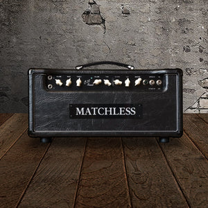 Matchless Amplifiers HC-30 Reverb Head - Rebellion Distribution