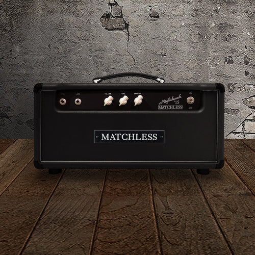 Matchless Amplifiers Nighthawk NH-15 - Rebellion Distribution