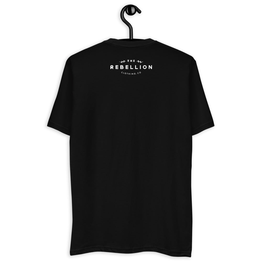 Limited 'Stay Home & Play Guitar' Tee - Rebellion Distribution