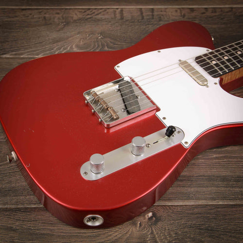 Smitty Classic T Candy Apple Red - Rebellion Guitar Co.