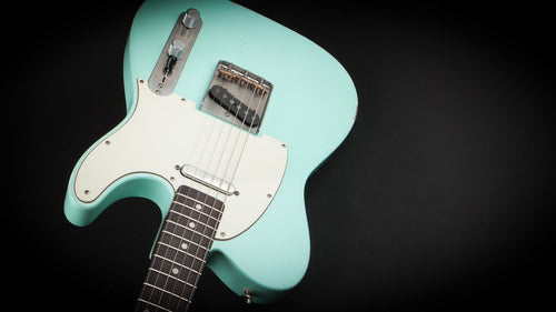 CLASSIC T SURF GREEN - Rebellion Distribution