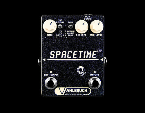 Vahlbruch FX SpaceTime Delay Creme Knob - Rebellion Distribution