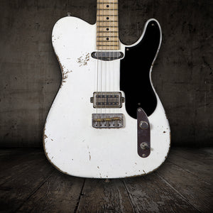 Luxxtone T-Luxx Alder Olympic White - Rebellion Distribution