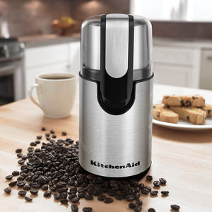 Molino de Café Acero Inoxidable - KitchenAid