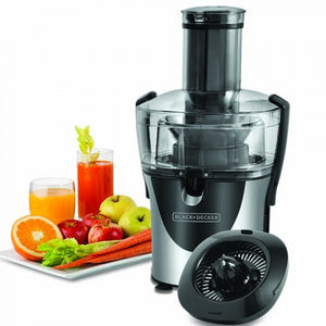 Extractor de Jugos 2-en-1 - Black+Decker