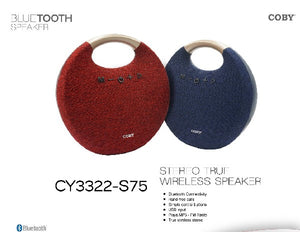 Bocina Bluetooth Stereo Coby