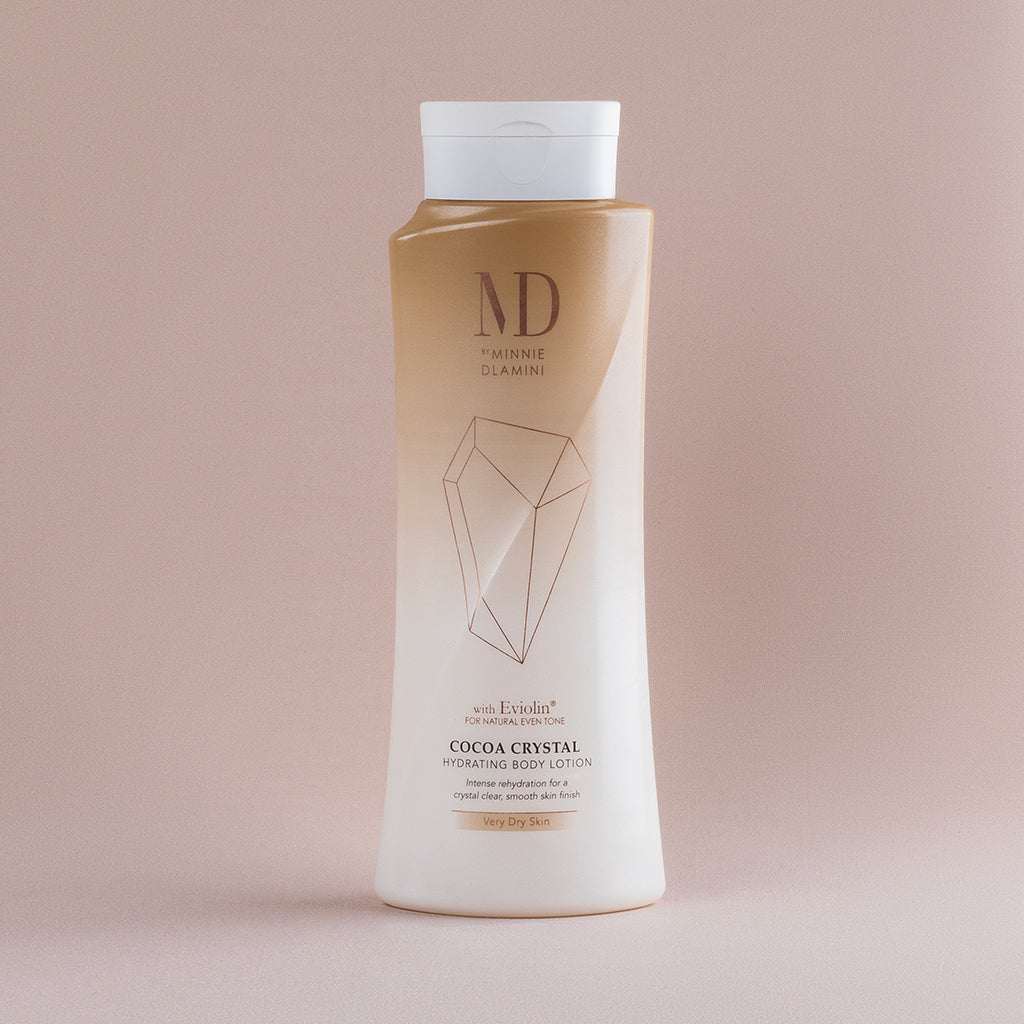 MD Cocoa Crystal Hydrating Body Lotion
