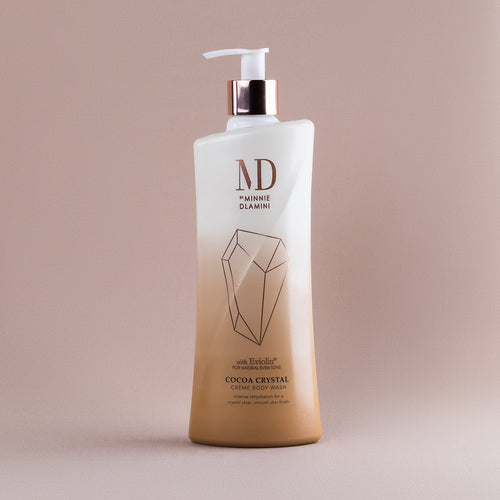 MD Cocoa Crystal Créme Body Wash