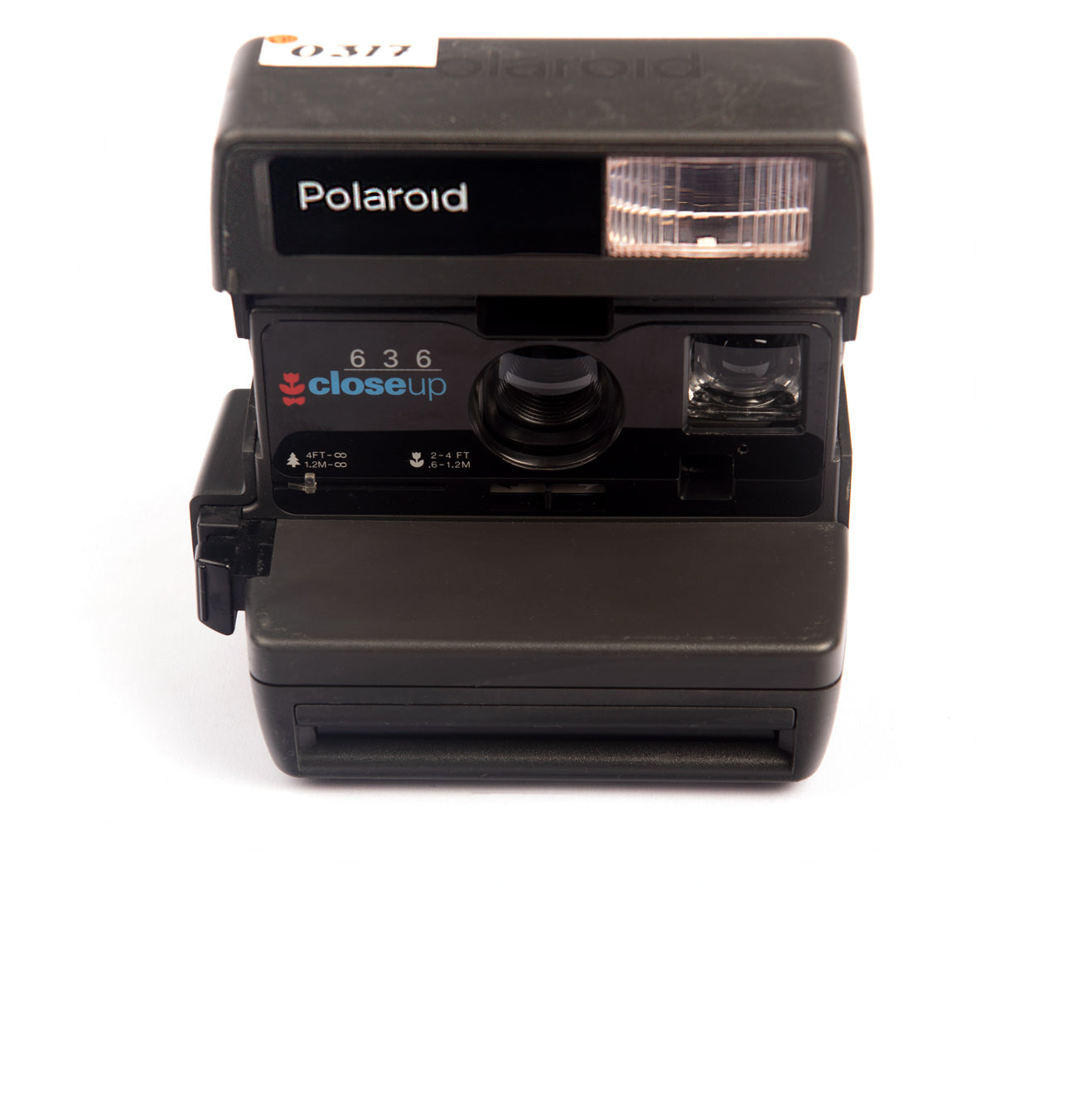 Polaroid 636 Closeup Camera 1317