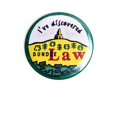 Dundee Law Badge