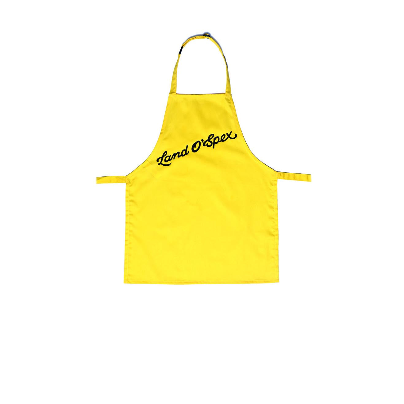 Kids Apron - Yellow