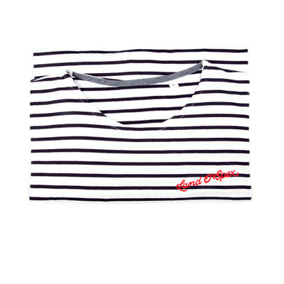Breton Striped Nautical Top