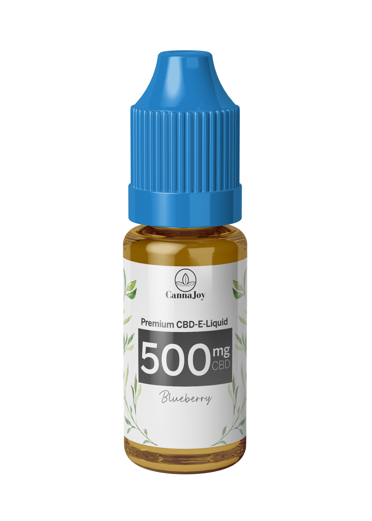 "CBD E-Liquid ""Blueberry"""