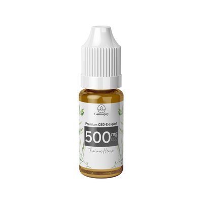 "CBD E-Liquid ""Nature Hemp"""