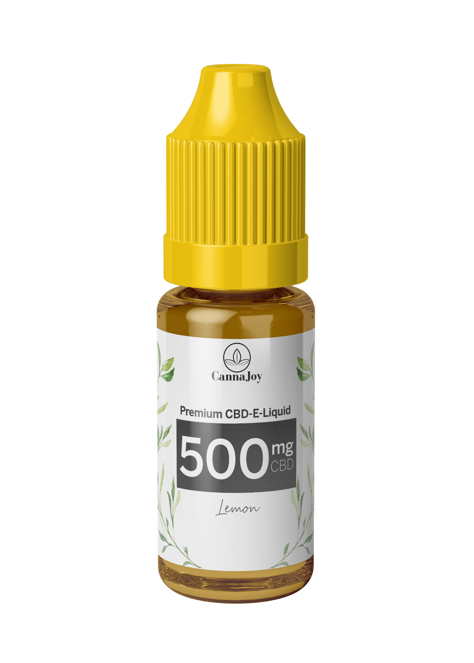"CBD E-Liquid ""Lemon"""