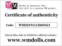 WM Doll Anti-Fake System | Sex Dolls Australia