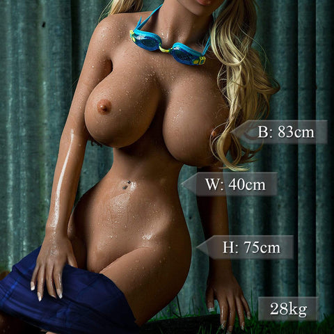Jinsan Sex Dolls 155cm DD CUP | WM & YL Doll