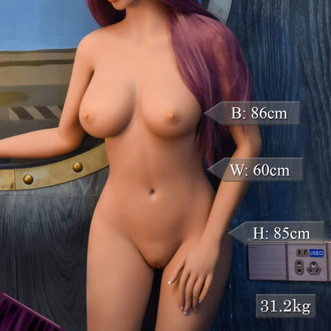 Jinsan Sex Dolls 158cm D CUP | WM & YL Doll