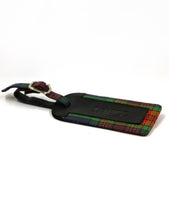 Load image into Gallery viewer, Tartan luggage tag