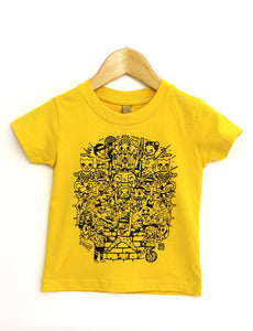 Kids t-shirt (designed by Ursula Kam-Ling Cheng)