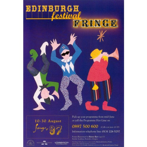 1997 poster