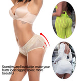 VASLANDA  Lifter Body Shaper Hip Butt Enhancer Shapewear Sexy  Push Up Panty