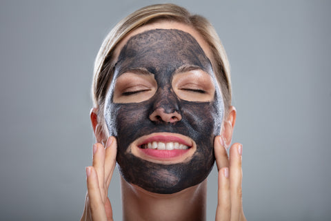 Activated Charcoal Powder Face Mask