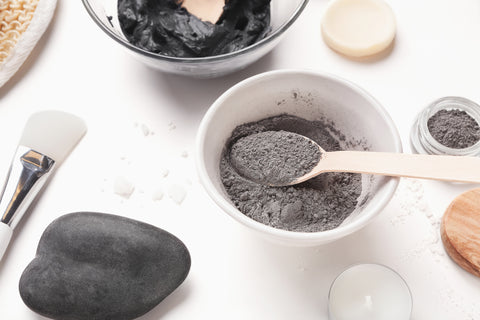 Activated Charcoal Powder Skin Care