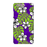 Garden Boardshort Purple - The Mad Tropic