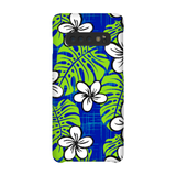 Garden Boardshort Deep Blue - The Mad Tropic