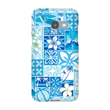 Blue Hawaiian Motif - The Mad Tropic