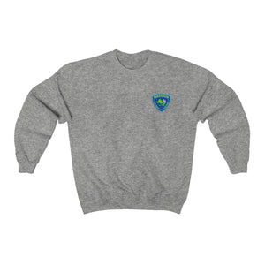 Unisex Heavy Blend™ Crewneck Sweatshirt - The Mad Tropic