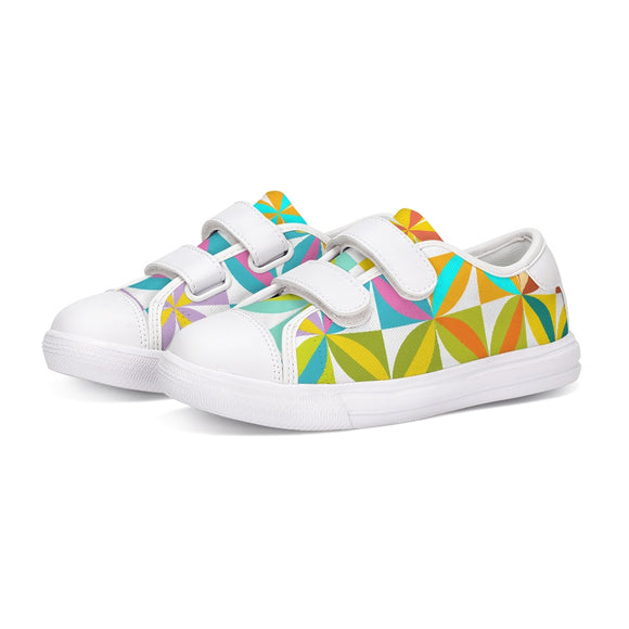Beach Blanket Kids Velcro Sneaker - The Mad Tropic