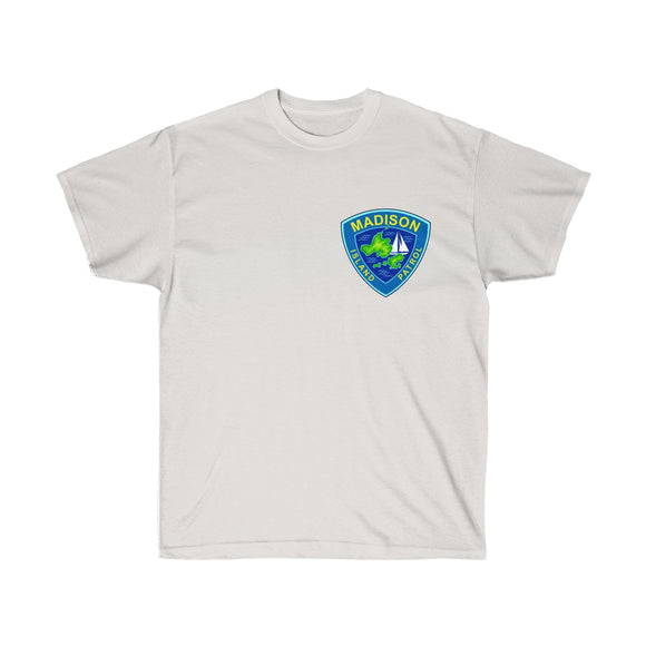 the-madtropic - Madison Island Patrol Unisex Ultra Cotton Tee - Printify - T-Shirt