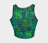 Moku Malihini Crop Top - The Mad Tropic