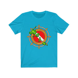 Madison Islands Diver Unisex Jersey Short Sleeve Tee - The Mad Tropic