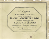 A Chart of the Madison Islands and Greater Dane Archipelago - The Mad Tropic