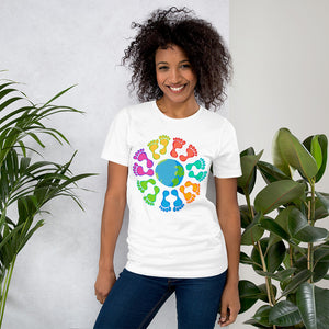 Tropic Planet Short-Sleeve Unisex T-Shirt - The Mad Tropic