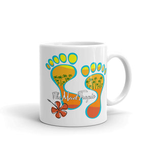the-madtropic - Barefootin' Mug #3 - Printful - mug