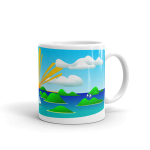 PHP Islands Mug - The Mad Tropic