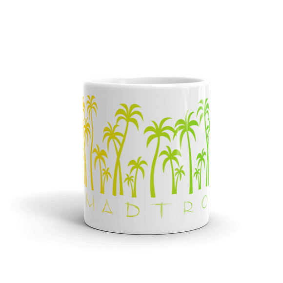 TheMadTropic Brand Treeline Mug #2 - The Mad Tropic