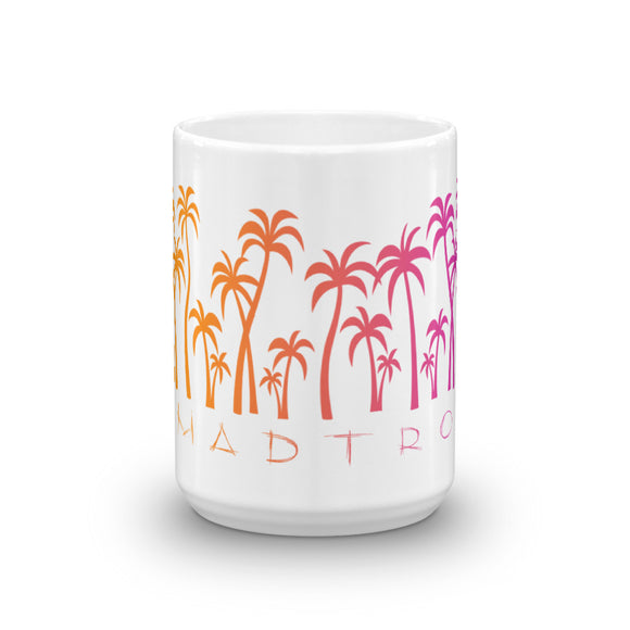 TheMadTropic Brand Treeline Mug #4 - The Mad Tropic
