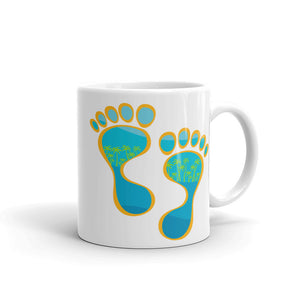 Barefootin' #2 Mug - The Mad Tropic