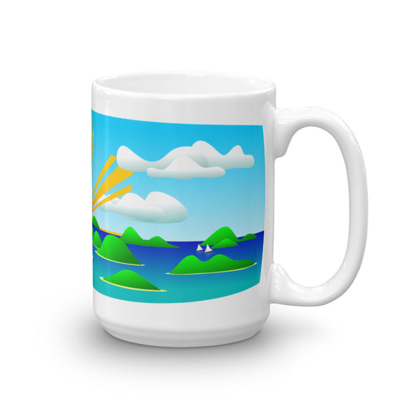 the-madtropic - PHP Islands Mug - Printful - mug