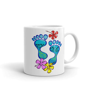 the-madtropic - Barefootin' Mug #4 - Printful - mug