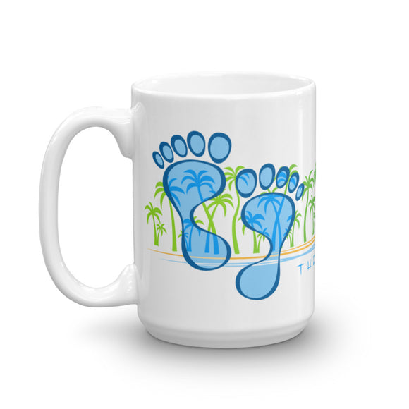 Barefoot Treeline MadTropic Mug - The Mad Tropic